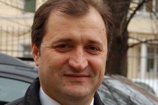 Новим прем'єр-міністром Молдови стане лідер ліберал-демократів Володимир Філат