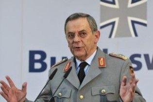 Командуючий німецькою армією, причетний до вбивства мирних афганців, пішов у відставку