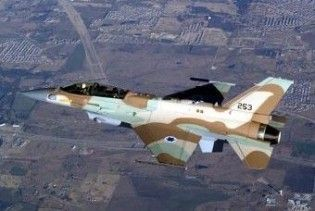 Ліванська армія обстріляла ізраїльські винищувачі