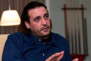 ЗМІ: Син Каддафі завербував алжирського найманця для терактів в Європі