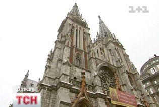Будинок камерної органної музики виганяють з київського костелу