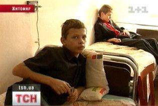 У житомирській лікарні підлітки били 9-річного хлопчика