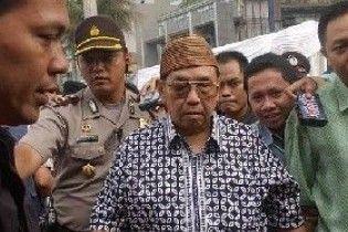 Помер колишній президент Індонезії Абдуррахман Вахід