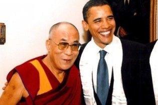 Обама має намір зустрітися з Далай-Ламою проти волі Китаю