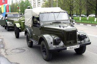 Військова техніка з приватних колекцій візьме участь у параді Перемоги в Москві
