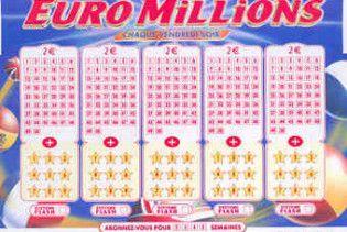 Француз виграв у лотерею 100 мільйонів євро