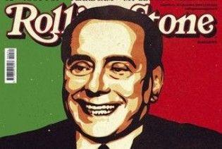 """Журнал Rolling Stone Italy назвав Сільвіо Берлусконі """"рок-зіркою"""" року"""