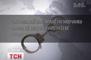 Затримані українці фактично не мають право на адвоката