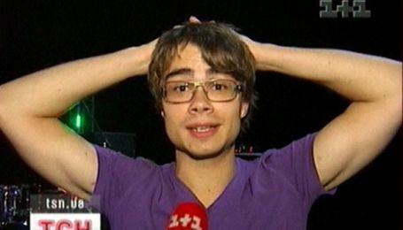Олександр Рибак в Києві