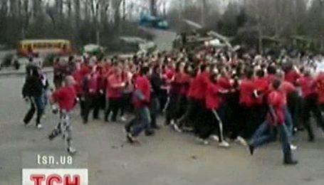 Масова бійка в Одесі