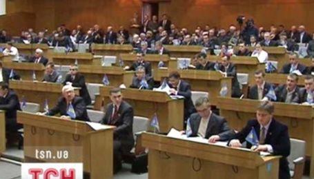 Депутати Тернопільської обласної ради висловили недовіру голові