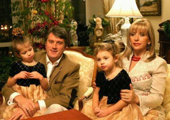 Ющенко поїхав до Польщі