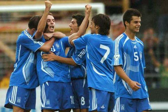 Гравці збірної Греції