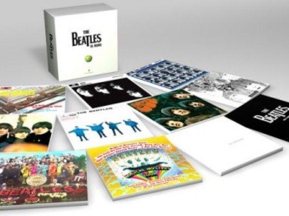 EMI подала до суду на торговців піснями The Beatles