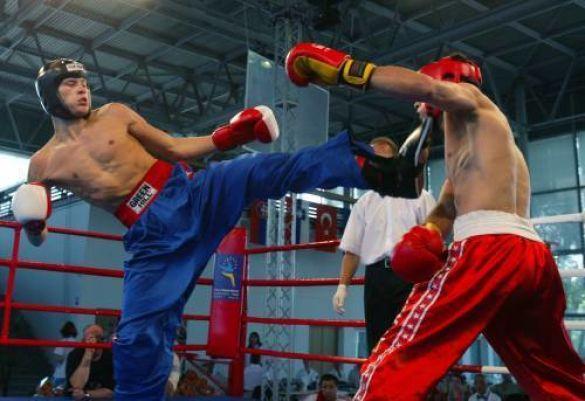 Кік-боксинг