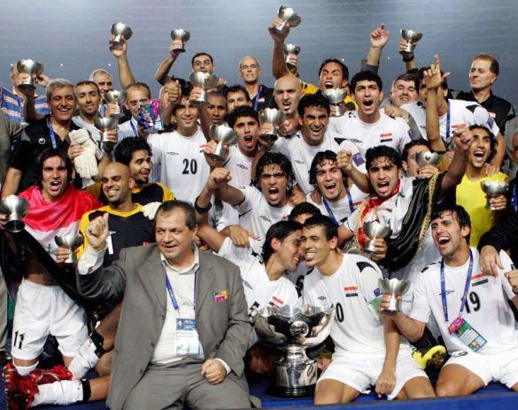 Чемпіони Азії