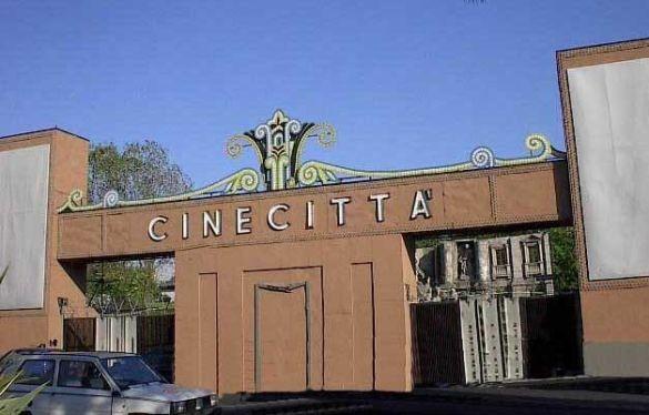 Пожежа на римській кіностудії