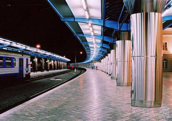 Дніпропетровський вокзал