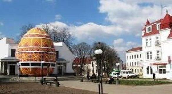 """Музей """"Писанка"""" в Коломиї"""