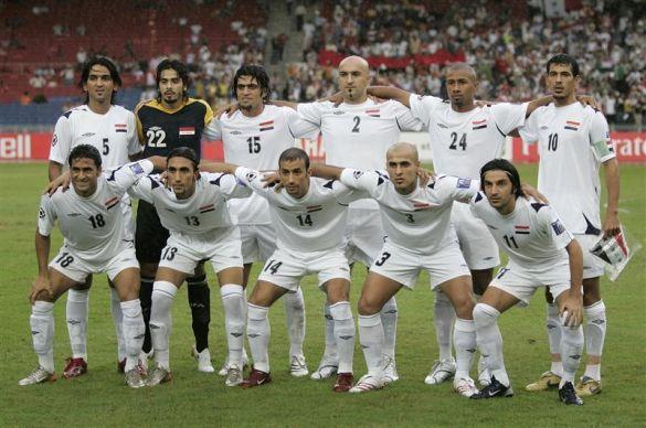 Збірна Іраку