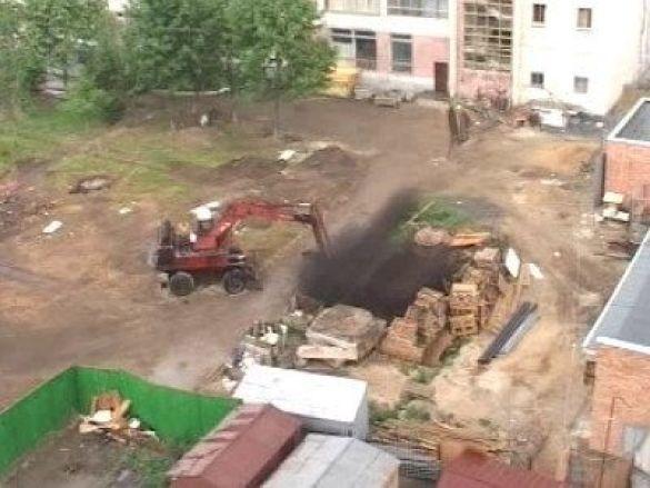 Забудова у Вінниці