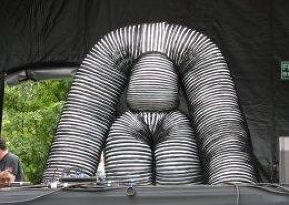 Фестиваль альтернативних мистецтв Fringe в Единбурзі (Фото: www.edfringe.com)