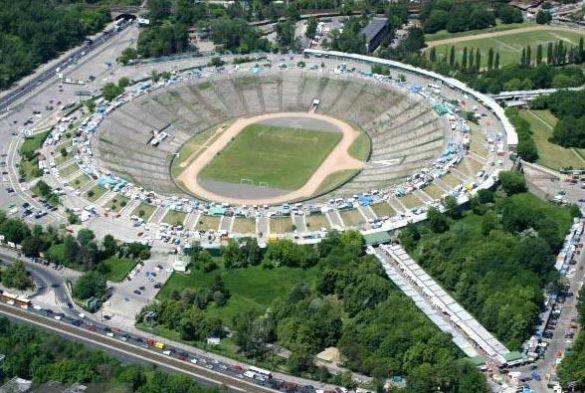 Стадіон Десятиріччя
