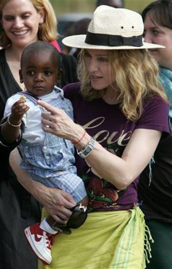 Мадонна може втратити Давіда