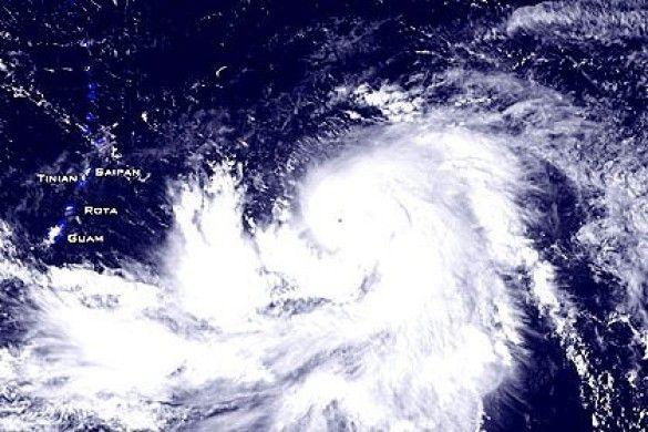 Тайфун. Фото .theage.com.au