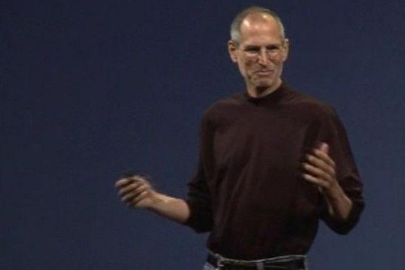 Стів Джобс представив новий iТunes