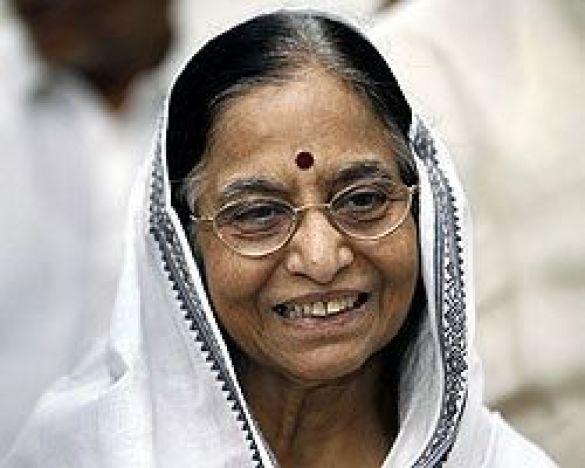Вперше жінка стала президентом Індії