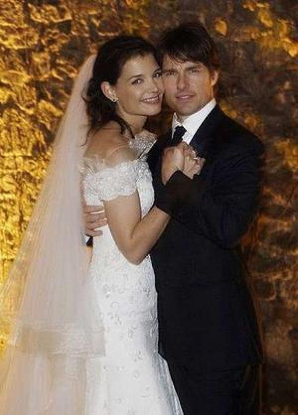 Весілля Тома Круза і Кеті Холмс
