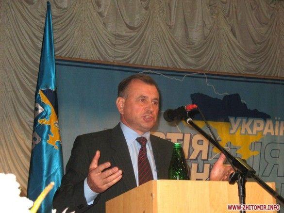 Рижук, депутат від Партії регіонів