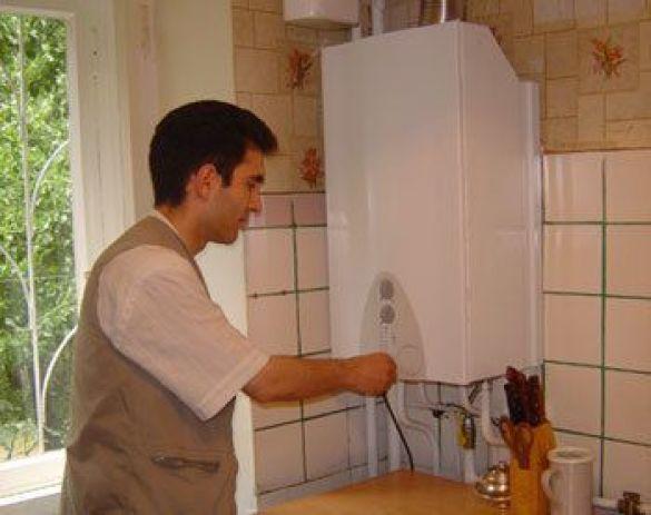 Індивідуальне опалення (Фото: www.baxi.ru)