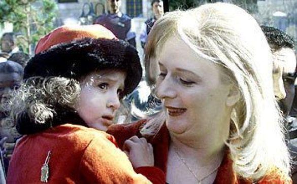Вдову Арафата позбавили громадянства