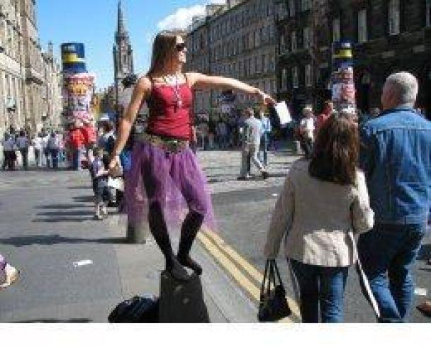 Фестиваль альтернативних мистецтв у Шотландії
