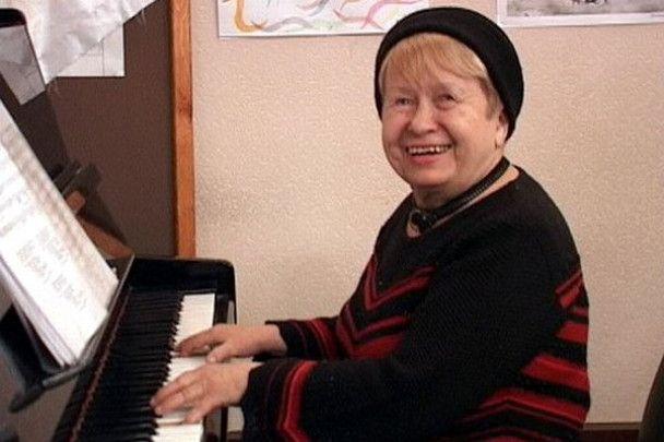 Олександра Пахмутова святкує 80-річчя