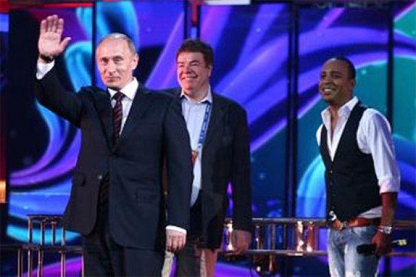 """Путін створить своє """"Євробачення"""""""