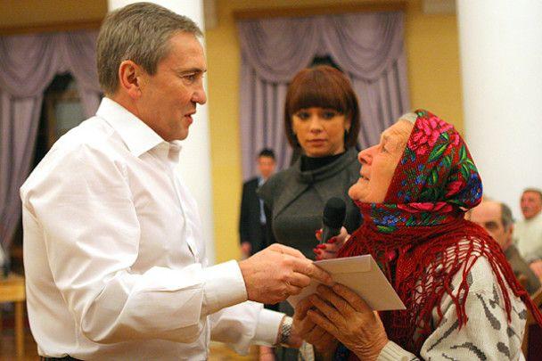 Черновецький святкує День народження
