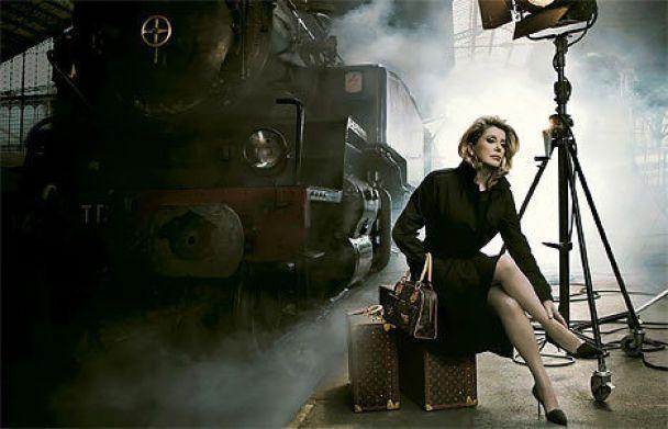 Скарлетт Йоханссон рекламує Louis Vuitton