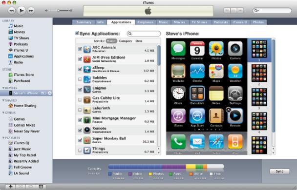 Сенсації від Apple - сам Стів Джобс представив новий iТunes