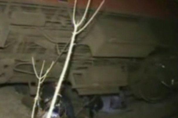 В Румунії звільнений залізничник пустив під укіс потяг із 300-ма пасажирами