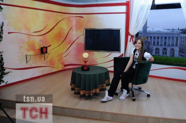 """Киянка Аліса Гриценко - дівчина тижня конкурсу """"Міс 1+1"""""""