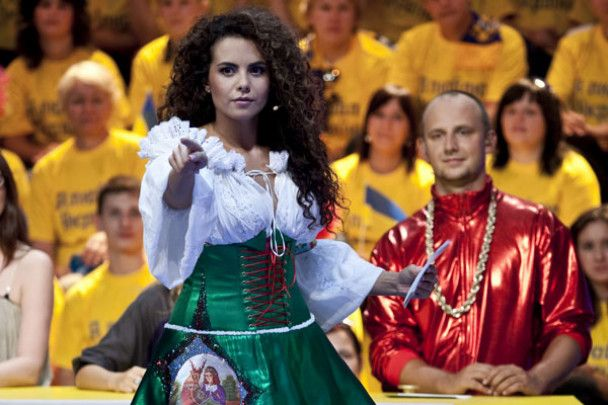 "Шоптенко гратиме проти Бондарчука, а Єгорова - проти чоловіка у шоу ""Я люблю Україну"""