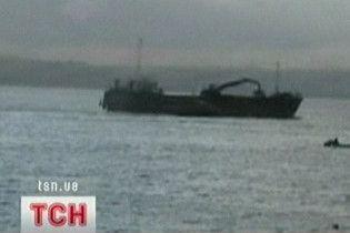 Судно з українцями на борту залишилося без палива у морі
