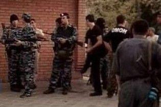 Два терористи-смертники підірвали МВВС Інгушетії