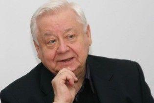 Олег Табаков хворий на булімію