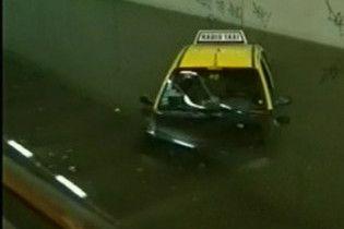 Тропічні зливи заблокували міста в Аргентині