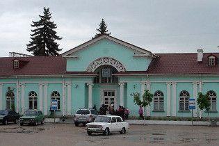 У Бахчисараї оточили вокзал через інформацію про замінування