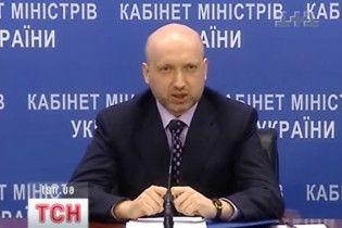Турчинов переконаний, що Табачника вдасться звільнити